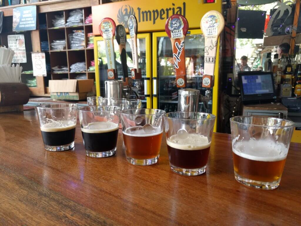 Angry Goats Brewery Our Review